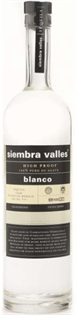 Siembra Valles Tequila Blanco High Proof 750ml